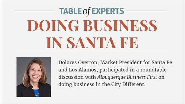 Dolores - Doing Business in Santa Fe