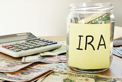 Individual retirement account investment options